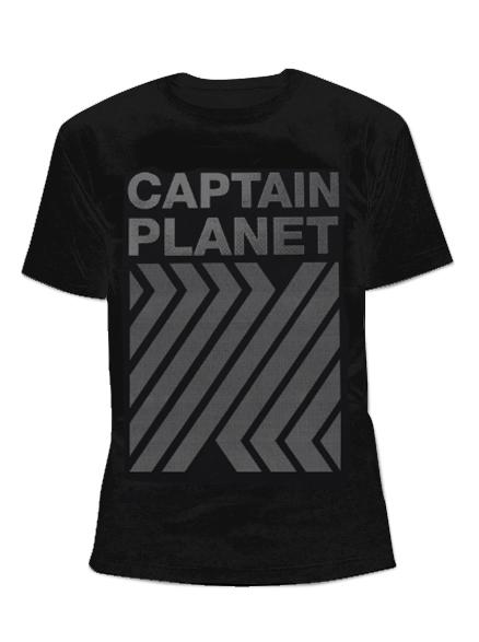 Shirt Streifen Schwarz